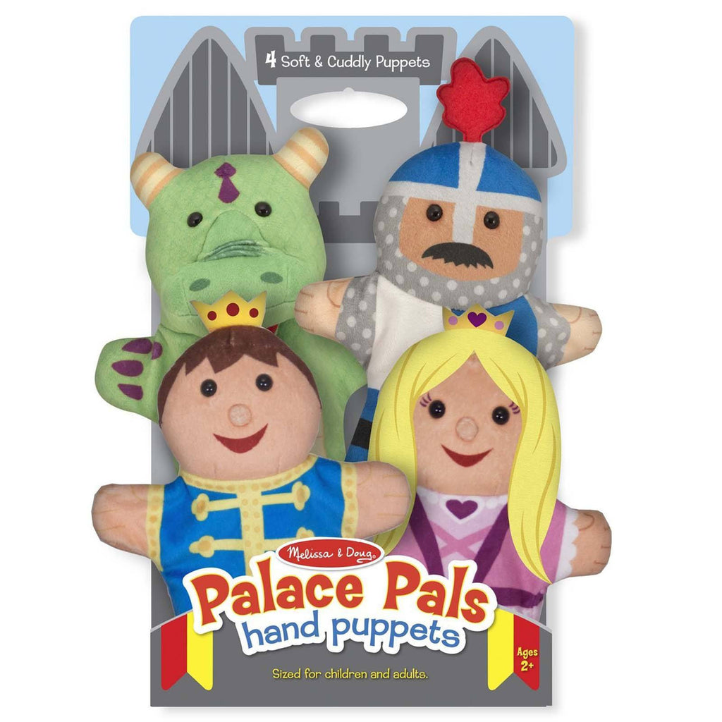 Traditional Toys - Melissa And Doug Palace Pals Hand Puppets