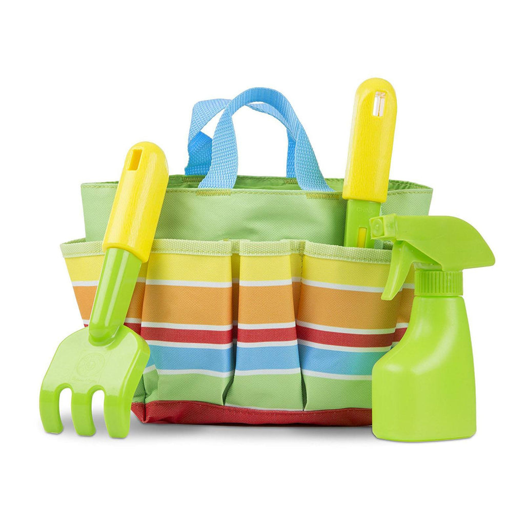 Traditional Toys - Melissa And Doug Sunny Patch Giddy Buggy Tote Set