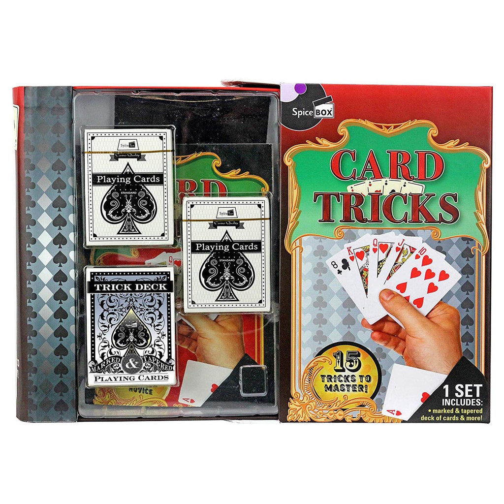 Spice Box Card Tricks Set