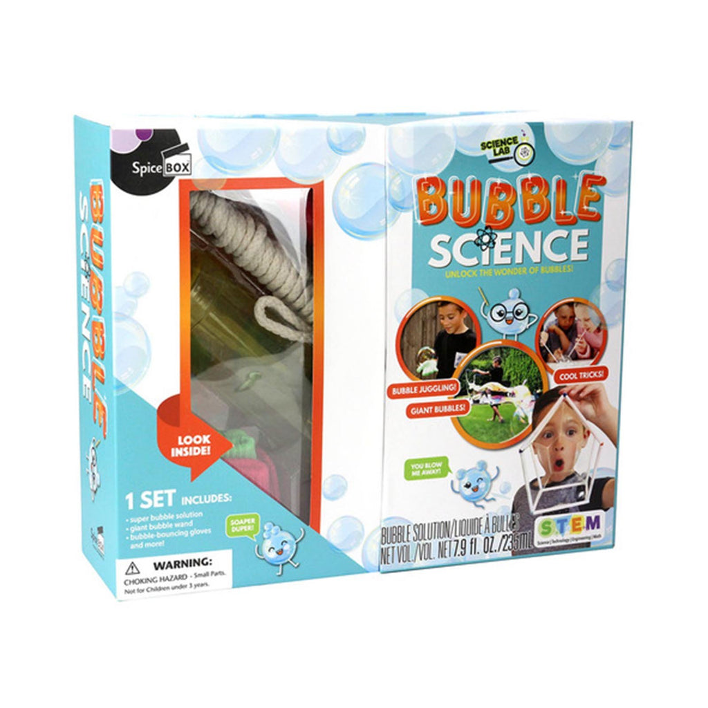 Spice Box Science Lab Bubble Science Set