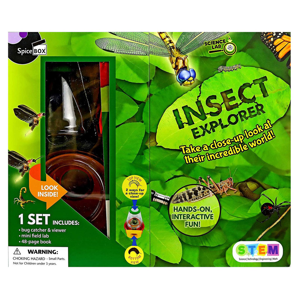 Spice Box Science Lab Insect Explorer Set