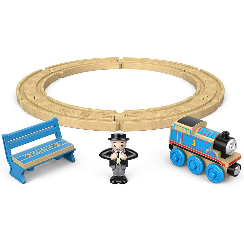 Thomas And Friends Wood Around The Park Train Set