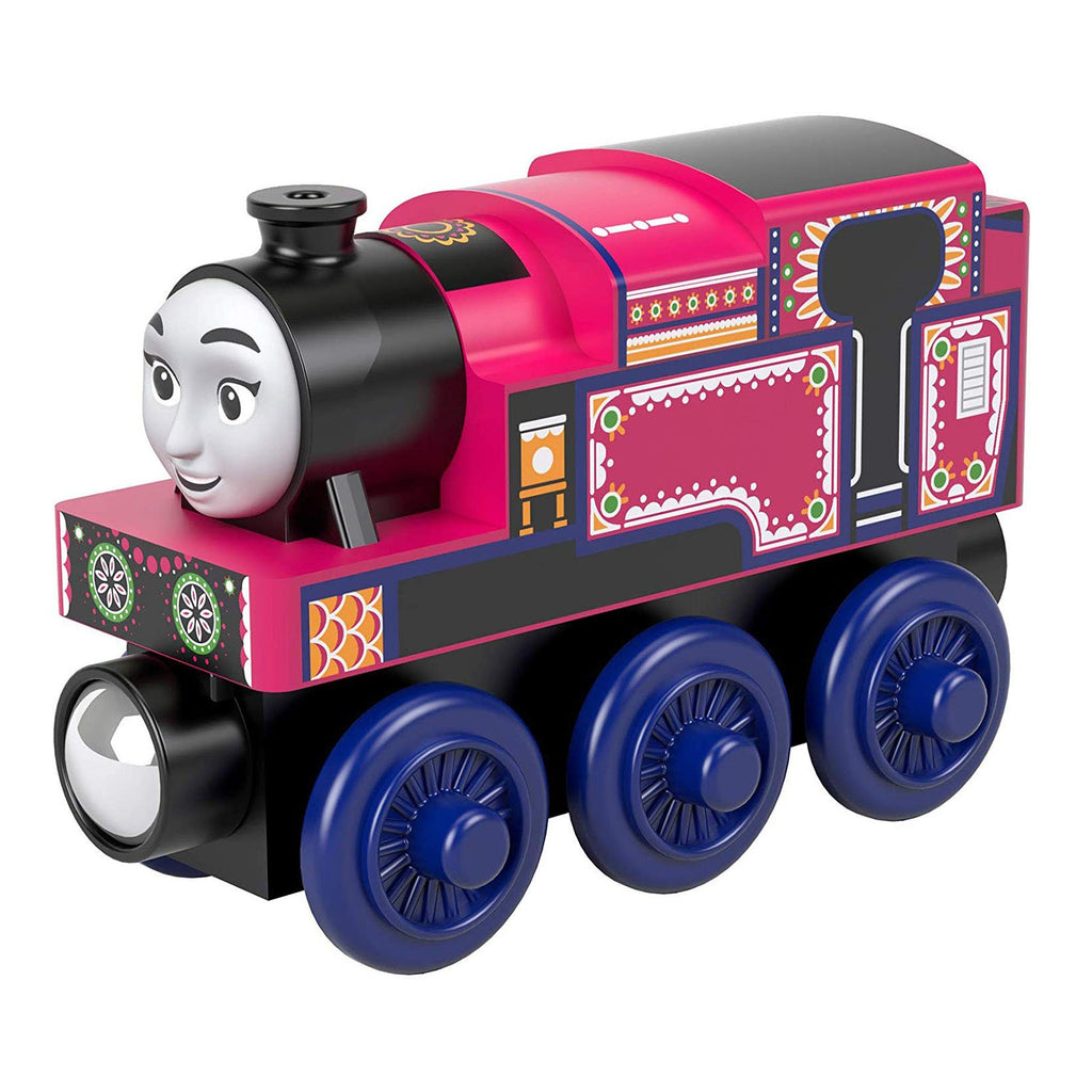 Thomas And Friends Wood Ashima Train Set