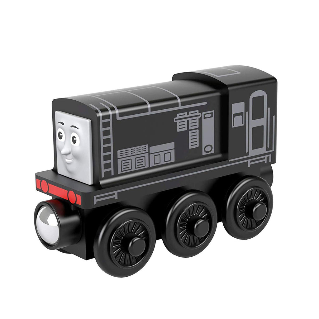 Thomas And Friends Wood Diesel Train Set