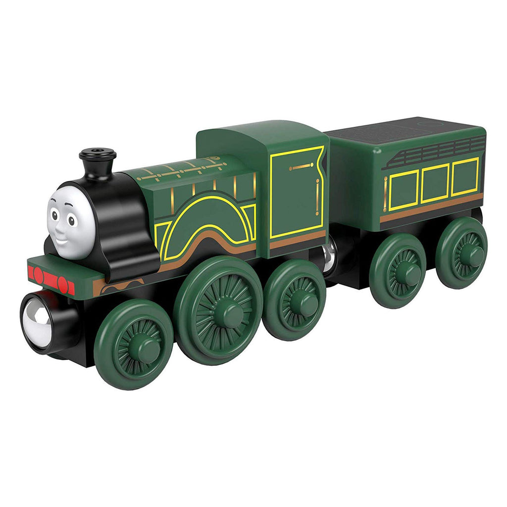 Thomas And Friends Wood Emily Train Set