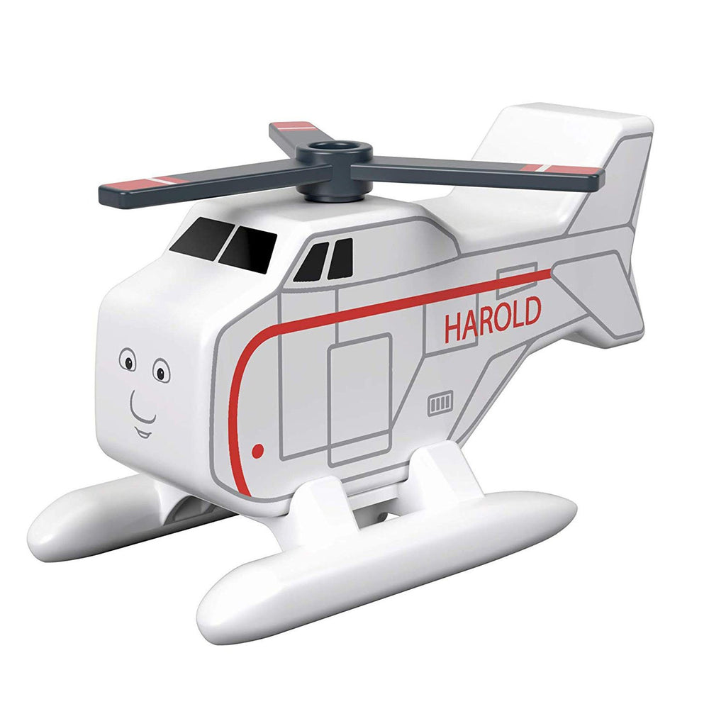 Thomas And Friends Wood Harold Helicopter Set