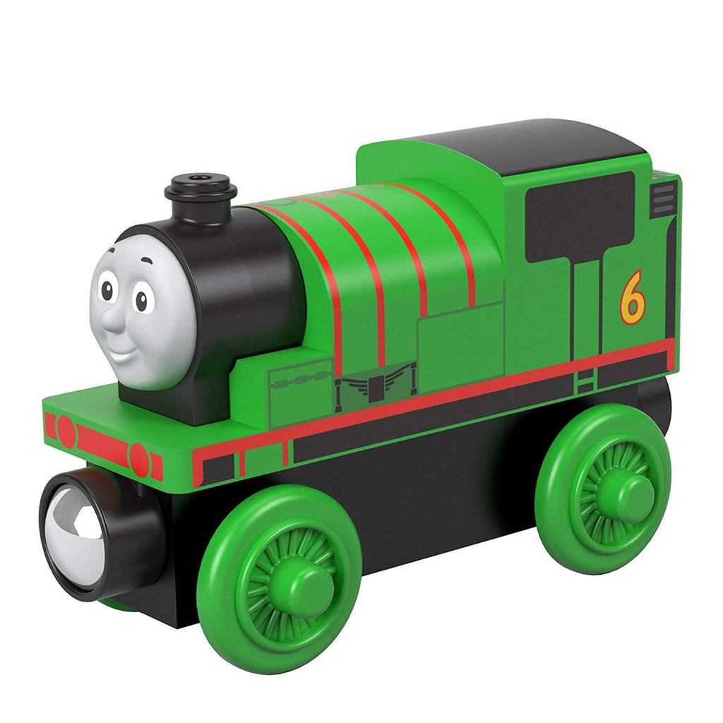 Thomas And Friends Wood Percy Train Set