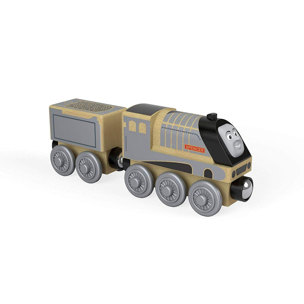 Thomas And Friends Wood Spencer Train Set
