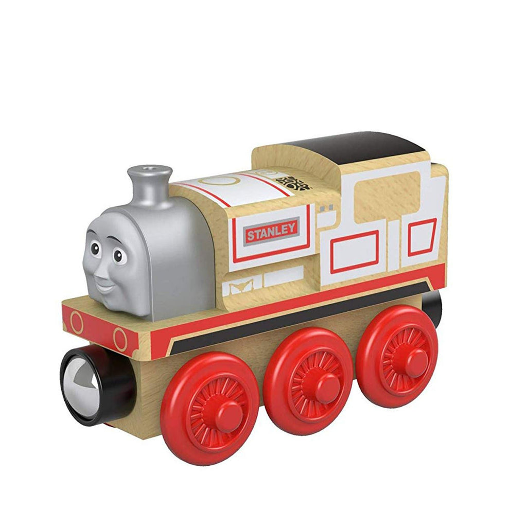 Thomas And Friends Wood Stanley Set