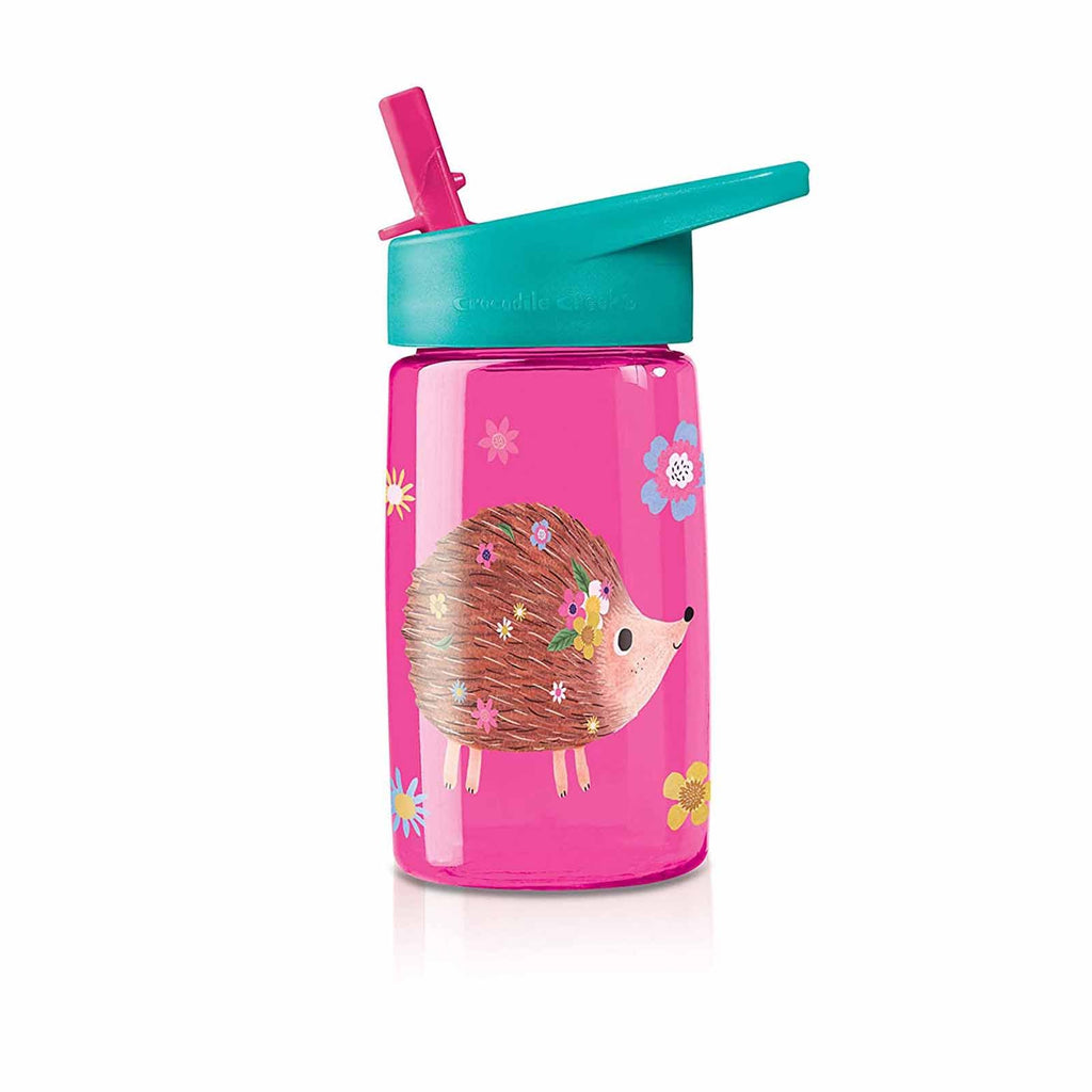 Crocodile Creek Eco Kids Hedgehog 16 oz Water Bottle