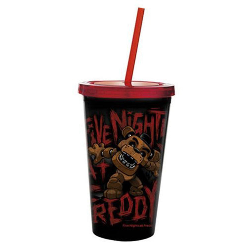 Funko Five Nights At Freddy's Fazbear Travel Cup