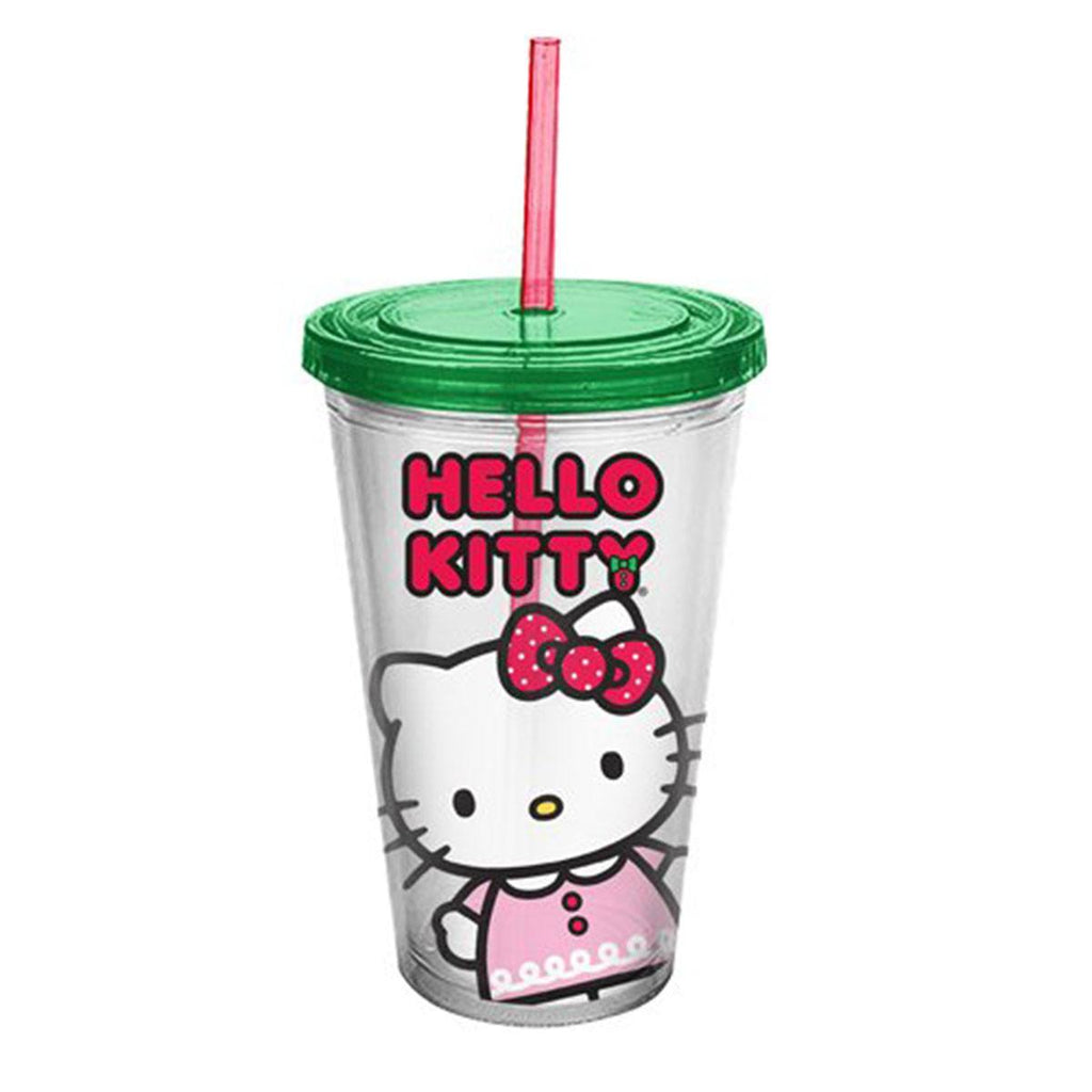 Hello Kitty Holiday 18 oz. Acrylic Cup