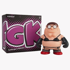 Kidrobot Family Guy Intimate Apparel Peter Vinyl Figure - Radar Toys