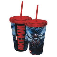 Marvel Ant-Man Ride Acrylic 16 oz. Travel Cup - Radar Toys