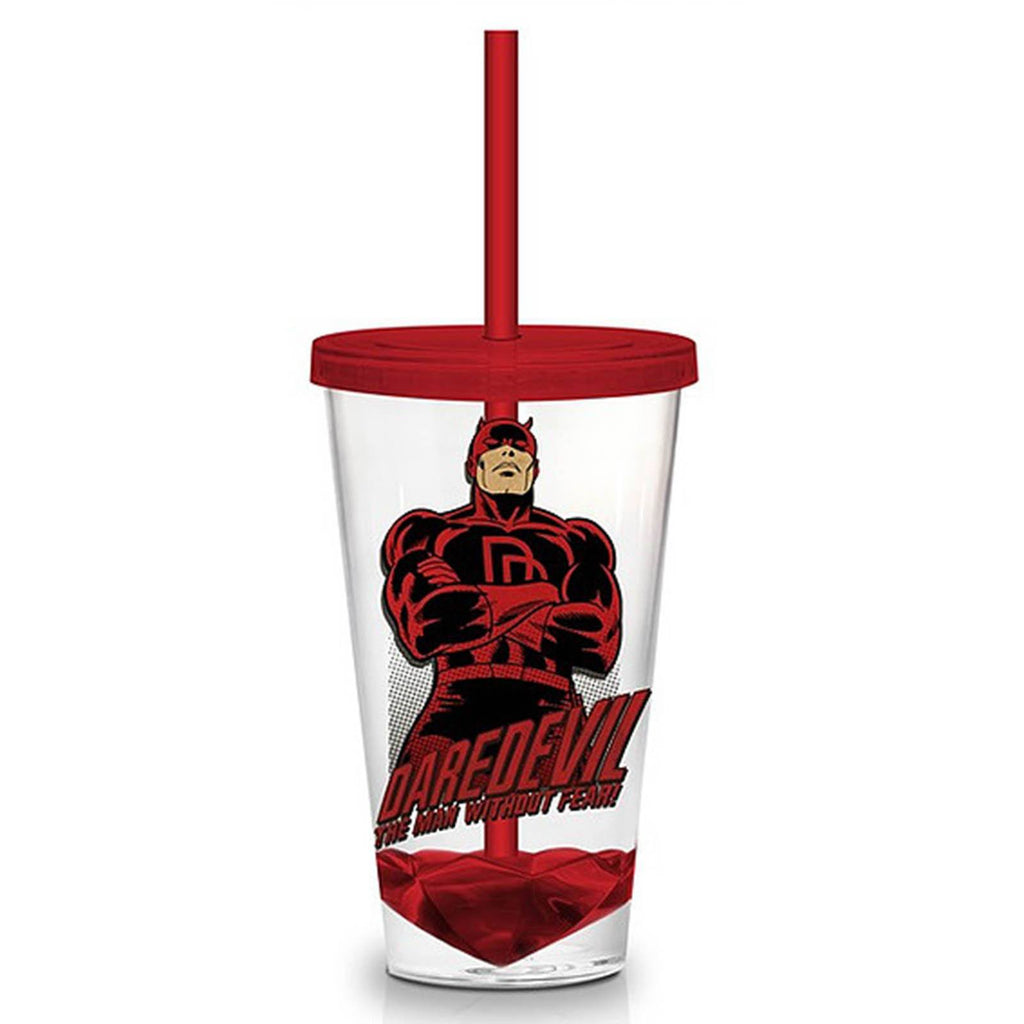 Marvel Retro Daredevil 18 oz. Carnival Travel Cup