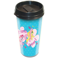 My Little Pony Best Friends Forever 16 oz. Travel Mug - Radar Toys