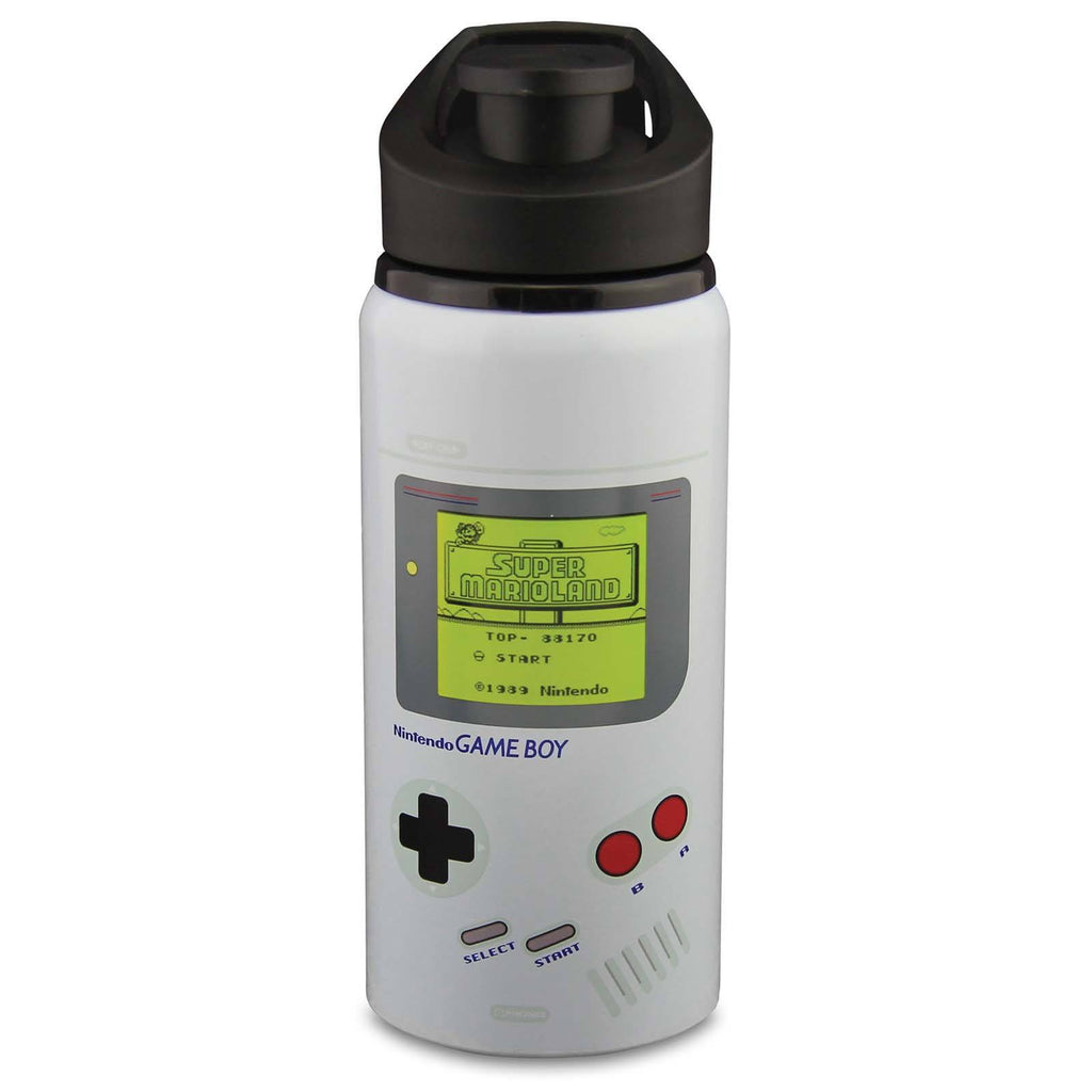 Nintendo Game Boy 20 oz. Water Bottle