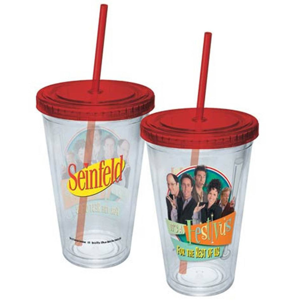 Seinfeld Festivus for the Rest of Us Travel Cup 16 oz. Travel Cup
