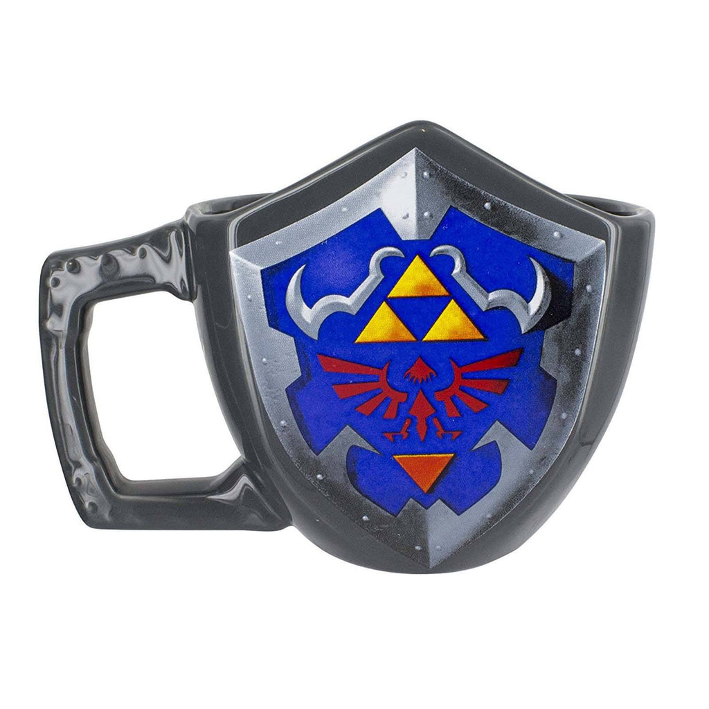 Zelda Collectors Edition Shield Mug