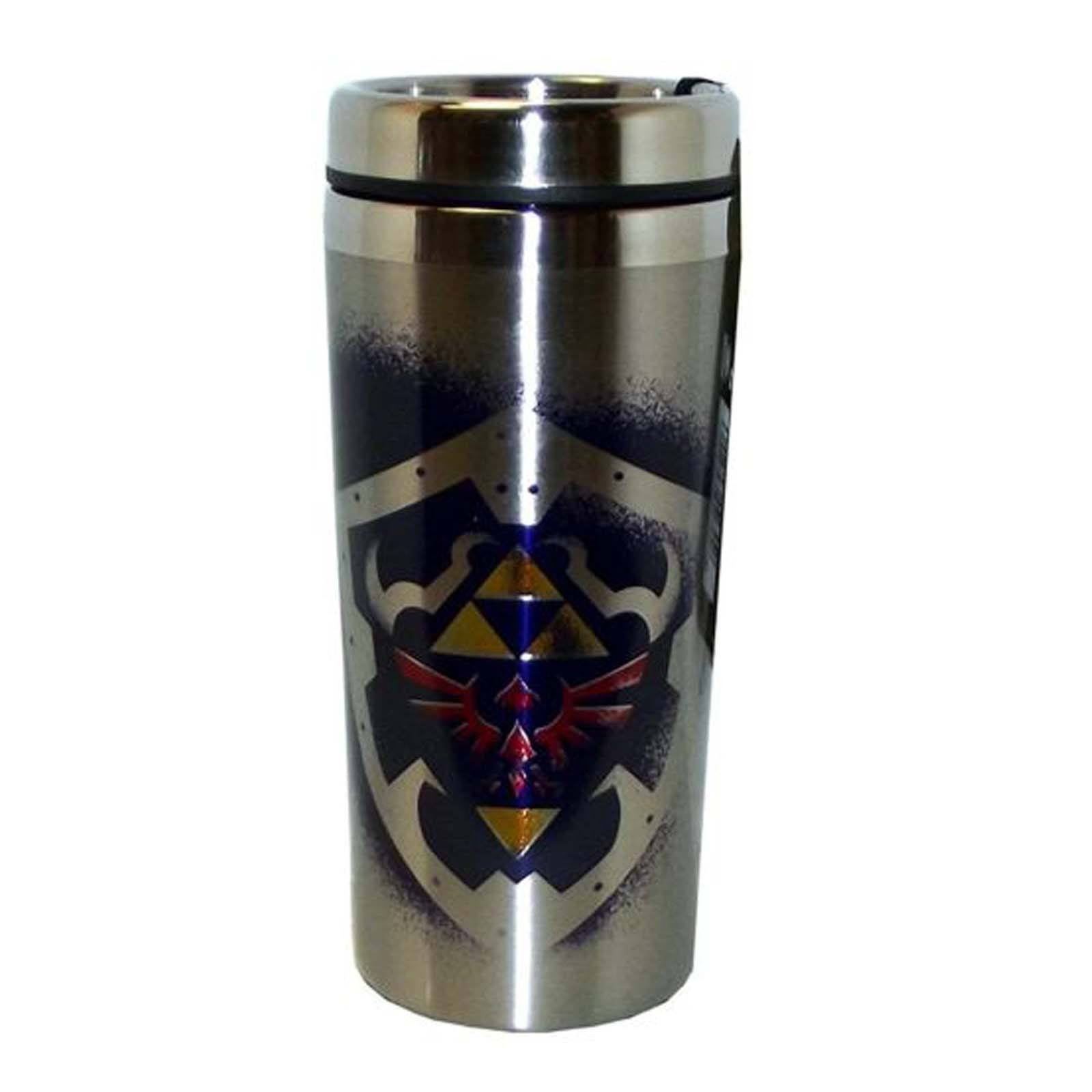 Zelda Travel Mug Nintendo Link Drink Cups Travel Cups | Radar Toys ...