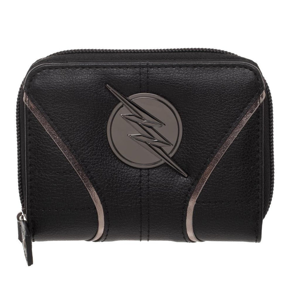 Wallets - DC Comics The Flash Zoom Zip Around Wallet