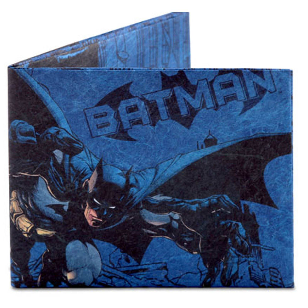 Dynomighty DC Comics Batman In Action Bi-Fold Mighty Wallet