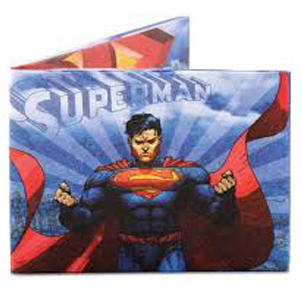Dynomighty DC Comics Superman In Flight Bi-Fold Mighty Wallet