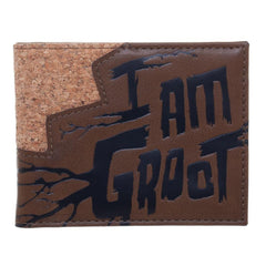Wallets - Guardians Of The Galaxy I Am Groot Bi-Fold Wallet