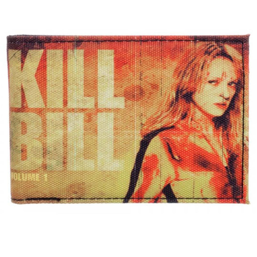 Kill Bill Volume 1 Yellow Bi-Fold Wallet