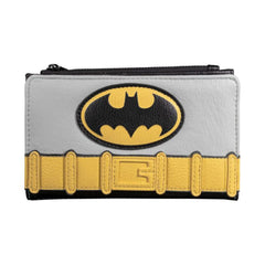 Wallets - Loungefly DC Comics Vintage Batman Cosplay Wallet