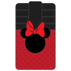 Wallets - Loungefly Disney Minnie Mouse Ears Card Holder Wallet