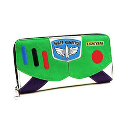 Wallets - Loungefly Disney Toy Story Buzz Lightyear Zip Around Wallet