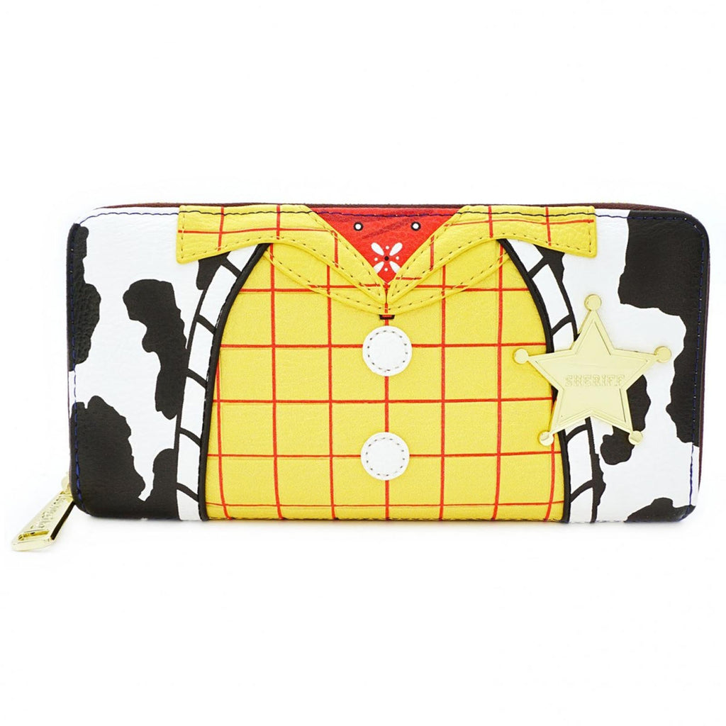Loungefly Disney Toy Story Woody Zip Around Wallet