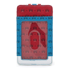 Wallets - Loungefly Marvel Captain America POP Card Holder ID Wallet