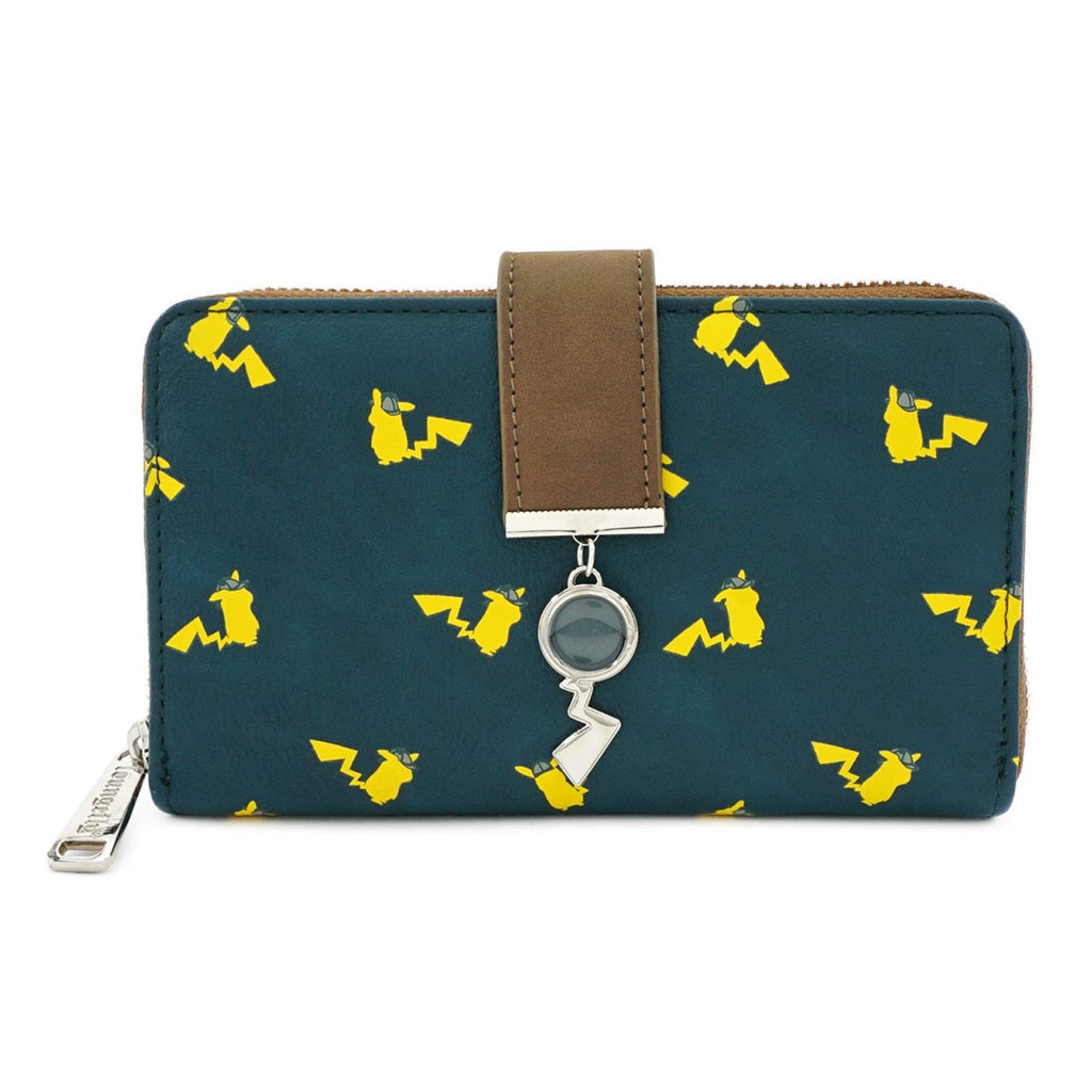 Loungefly Pokemon Detective Pikachu All Over Print Wallet