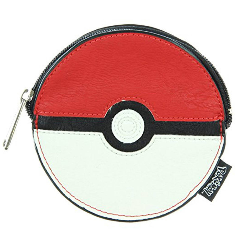 Loungefly Pokemon Pokeball Coin Bag Purse