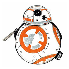 Wallets - Loungefly Star Wars BB-8 Droid Coin Bag