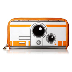 Wallets - Loungefly Star Wars BB-8 Embossed Wallet