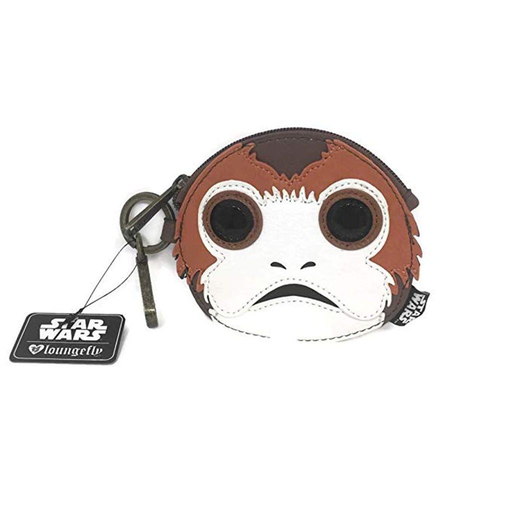 Loungefly Star Wars Porg Coin Bag