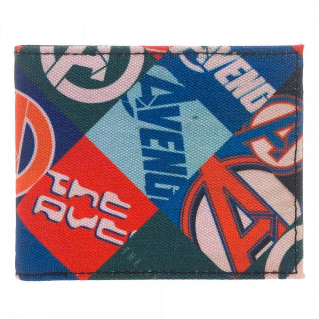 Marvel Avengers Sublimated Bi-Fold Wallet
