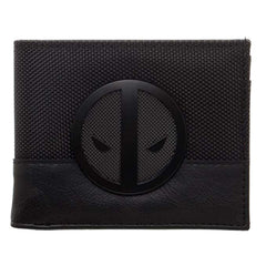 Wallets - Marvel Deadpool Black Badge Bi-Fold Wallet