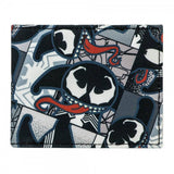 Marvel Kawaii Venom Sublimated Bi-Fold Wallet - Radar Toys