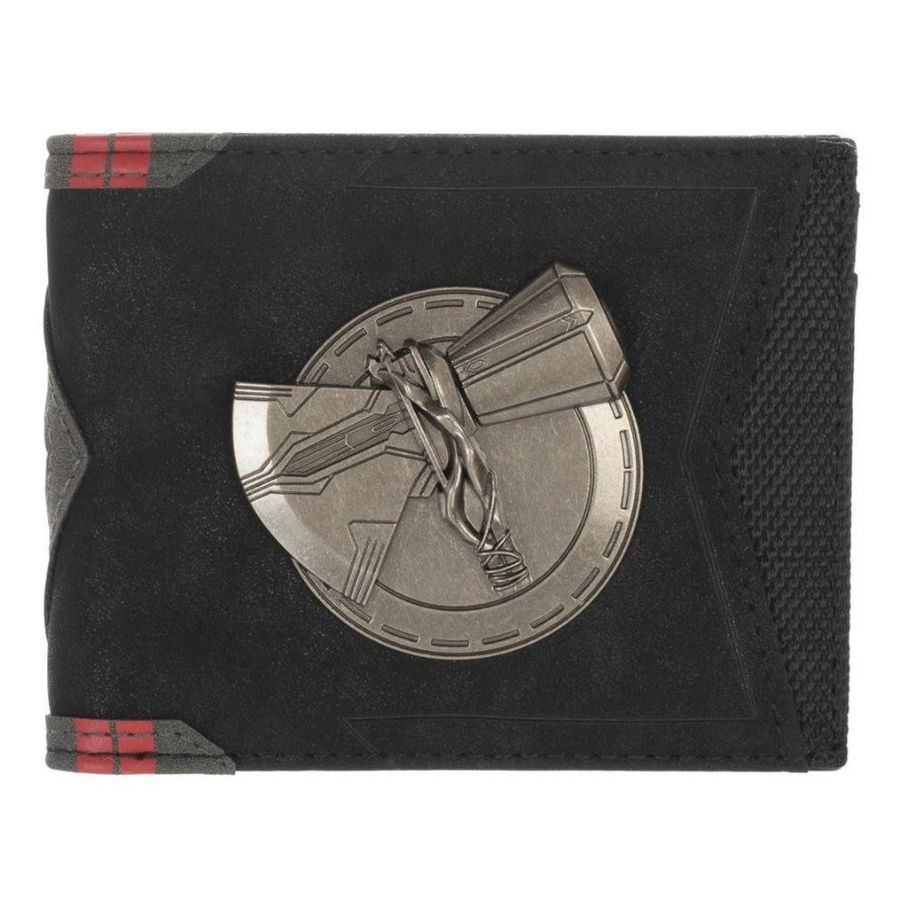 Marvel Thor Suit Up With Stormbreaker Bi-Fold Wallet