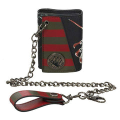 Wallets - Nightmare On Elm Street Trifold Wallet