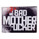 Pulp Fiction Bad Mother Bi-Fold Wallet - Radar Toys