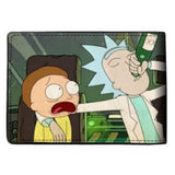 Rick And Morty Duo Bi-Fold Wallet - Radar Toys