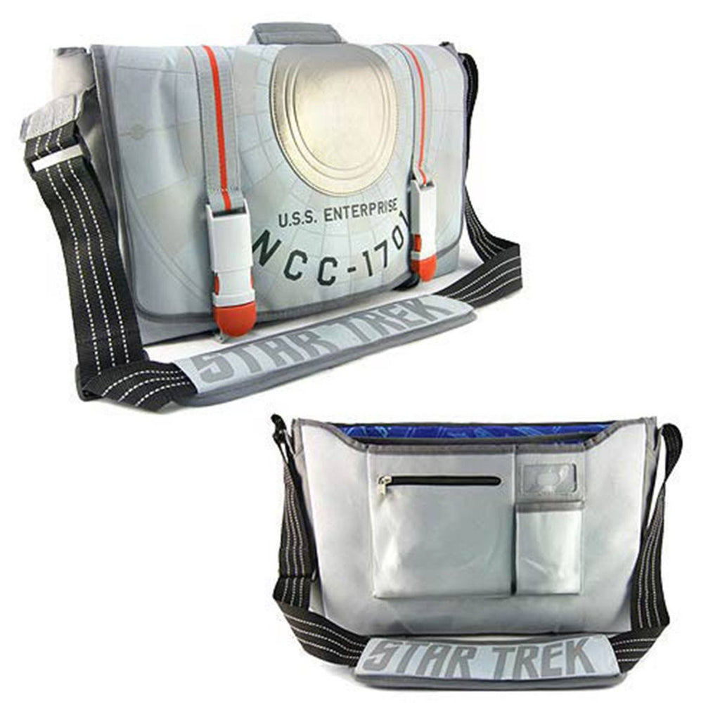 Star Trek Enterprise NCC-1701 Messenger Bag - Radar Toys