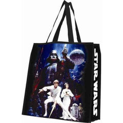 Star Wars Cast Recycled Shopper Tote - Radar Toys