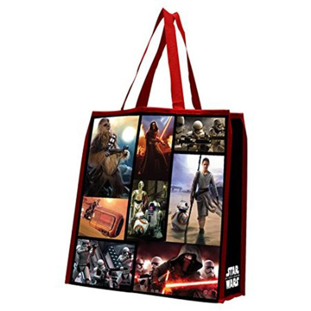Star Wars Episode VII Force Awakens Recycled Shopper Tote