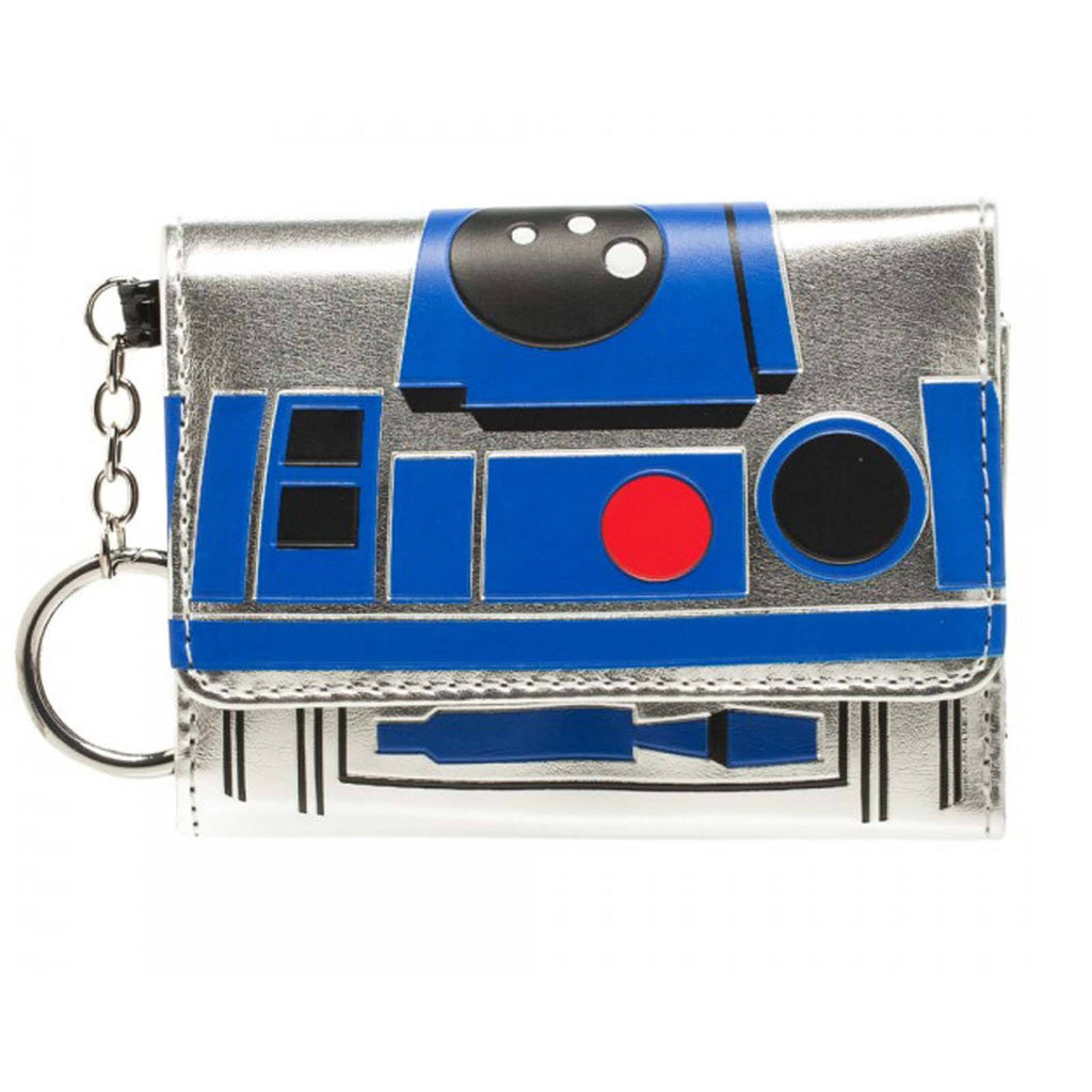 Star Wars R2-D2 Mini Tri-Fold Wallet